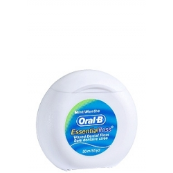 ORAL-B SEDA DENTAL CON CERA ESSENTIAL FLOSS 50 M