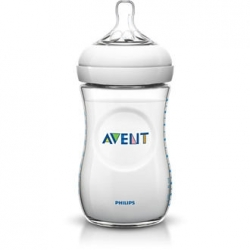 BIBERÓN NATURAL AVENT 260 ML