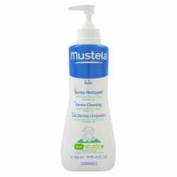 MUSTELA DERMO-CLEASING 500 ML