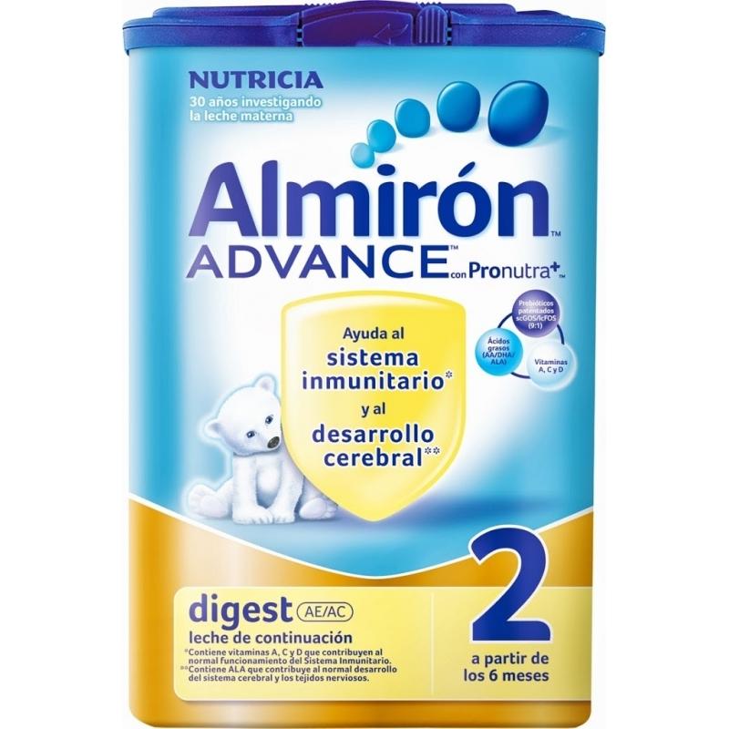 ALMIRÓN ADVANCE 2 DIGEST AE/AC 800 GR
